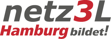 Logo Netz3L – Hamburg bildet!