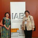 Dr. Fereshte Adib Saberi + Prof. Marjan Jahanshahi